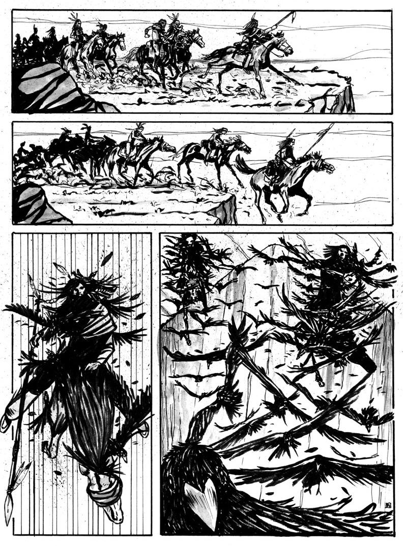 Magic City - Sacrifice Cliff - Page 09